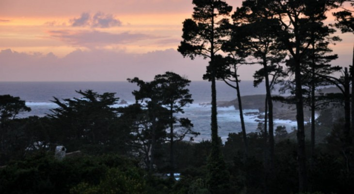 pinewaves_carmel_rental_sunset